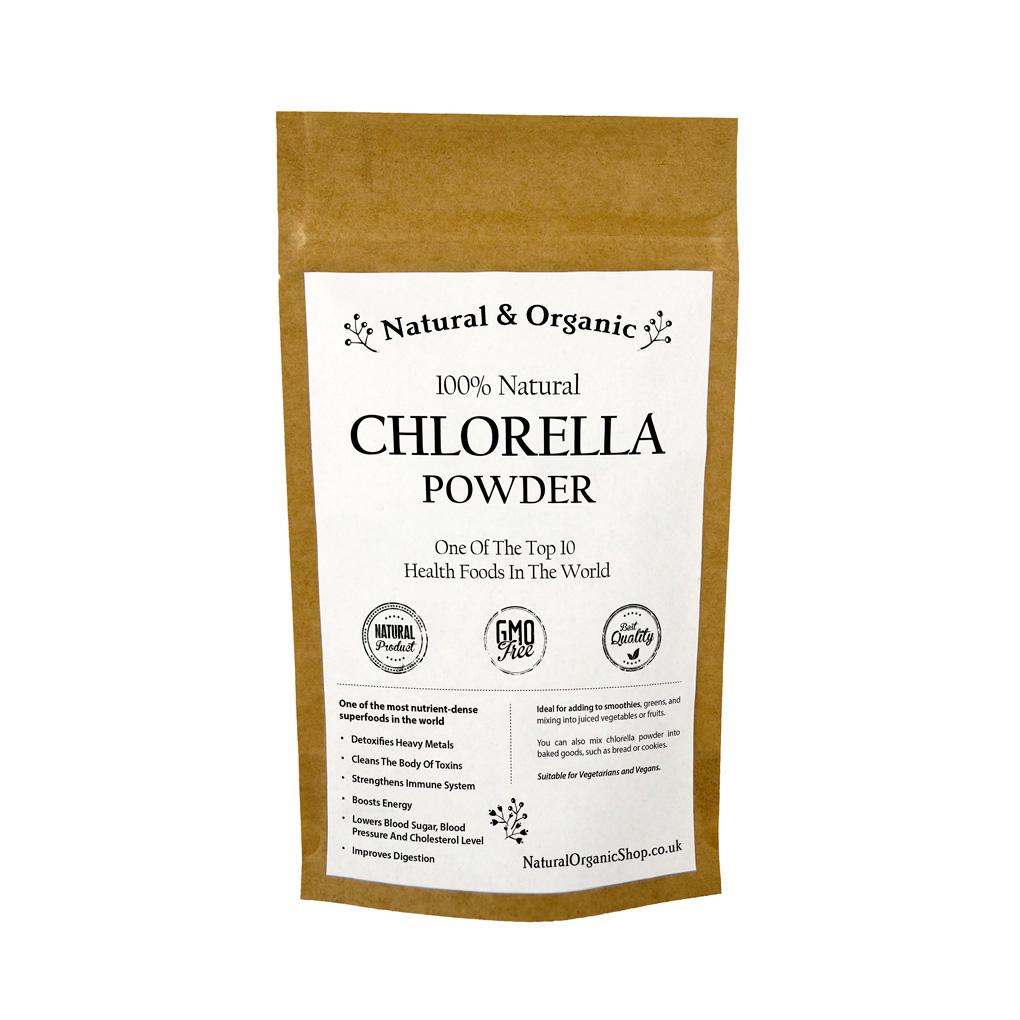 Chlorella Powder Broken Cell Wall Natural Amp Organic Shop